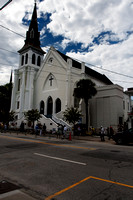 Mother AME Zion Church in Charleston, SC