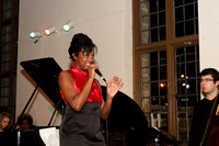 jazz vocalist Shenel Johns