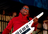 Herbie Hancock at the 2010 Newport Jazz Festival